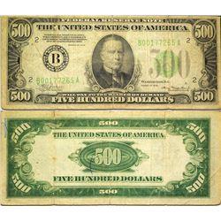 US $500