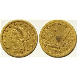 U.S. Gold 2 1/2 Dollar Liberty