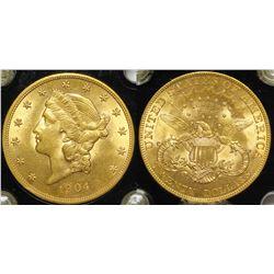 $20 Liberty Head Gold Piece
