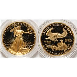 1987 Proof 1/2 oz $25 Gold