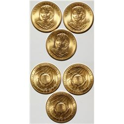 Marian Anderson Commemorative Gold Coins