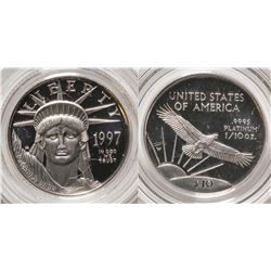 Platinum American Eagle 1/10 oz Proof Coin