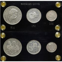 Hawaiian Coin Set