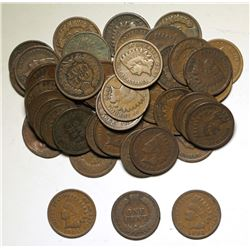 44 Indian Head Pennies