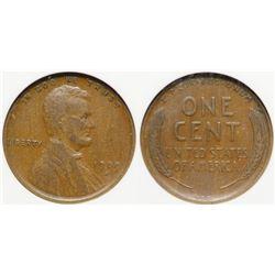1909 S VDB VF 20 Cent