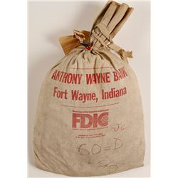 Full Bag of 1960-D Small Date Cents
