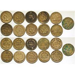 Copper Nickel Cents