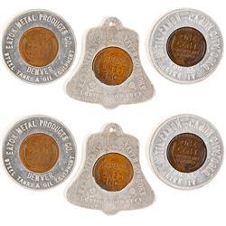 Encased Pennies