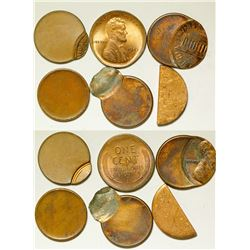 US Cent Errors