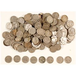 Buffalo Nickels, Low End Pieces