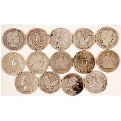 Quarter Collection