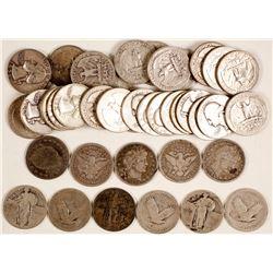U.S. Silver Quarter Collection