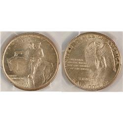 1925 Stone Mountain Half Dollar, PCGS