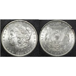 GSA Carson City Dollar, 1882