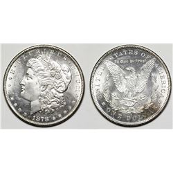 Morgan Dollar 1878-S