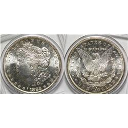 Gem BU Morgan Dollar 1882-S