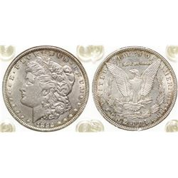 1892 Morgan Dollar