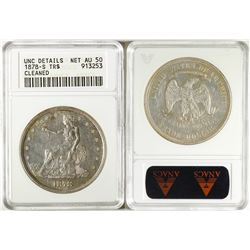 1878-O Trade Dollar