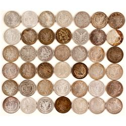 Silver Dollar Assortment