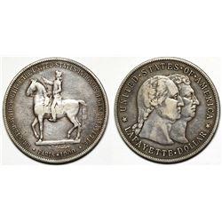 Lafayette Commemorative Dollar