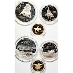 Civil War Battlefield Commemorative Coins
