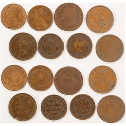 Canadian Tokens and Cent