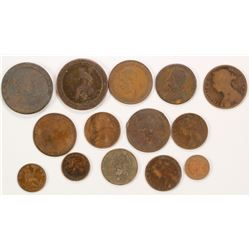 Coins of Britain