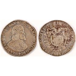 1645 Hungary Thaler