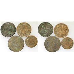 Portugal & Spain Coins