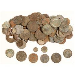 Spanish Treasure Coppers