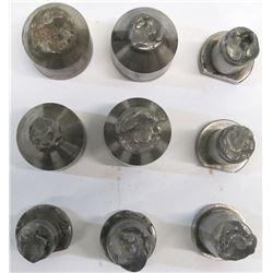 1968S US Coin Dies