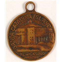 Santa Catalina Island New Casino Medal