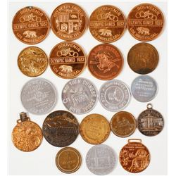 California Medal and Token Collection