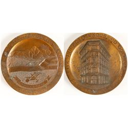 Banking Corp of MT Copper Medal