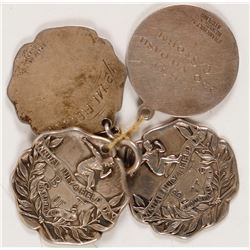 Track & Field Medals, Bloomfield, New Jersey