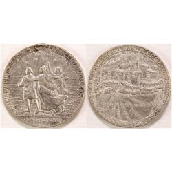 Lewis and Clark Exposition Official Medal