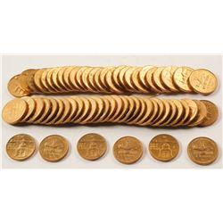 ANA Medallions