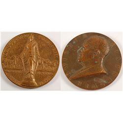 Eisenhower Inaugural Bronze Medal