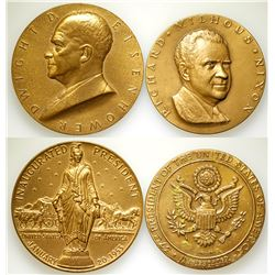 US Presidential Inauguration Medals