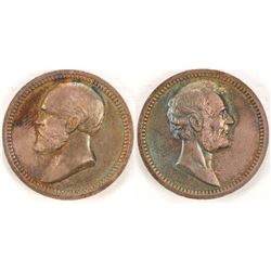 US Mint, Lincoln and Garfield Medal