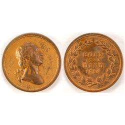 US Mint, Washington Medal
