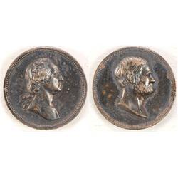 US Mint, Washington and Grant Medal
