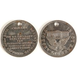 Liberty Loan Medal