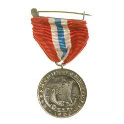 NORDMANN'S-FORBUNDET, medal