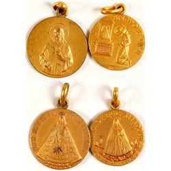 Religious medals