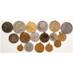 17 miscellaneous medals