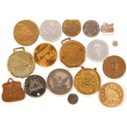 USA Medals and Tokens