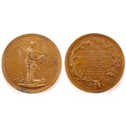 100th Anniversary of Battle of Nations at Leipzig Medal