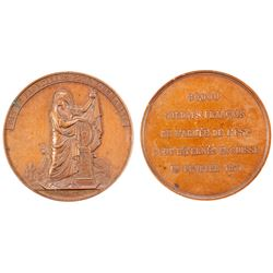 Internment of the Army of the East in Switzerland Medal