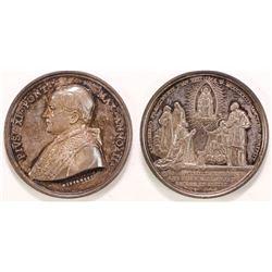 Vatican, Pius XI 1923 Medal